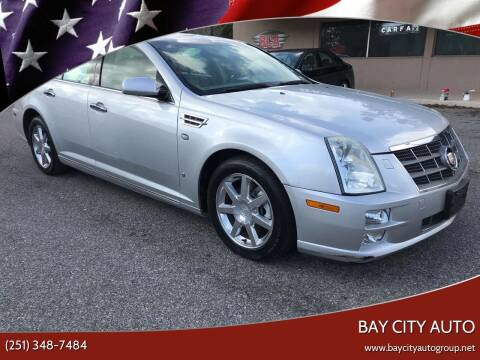2009 Cadillac STS for sale at Bay City Auto's in Mobile AL