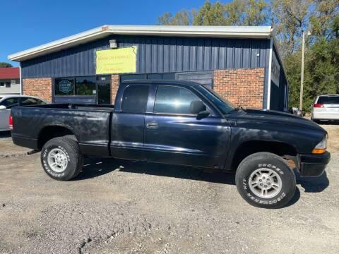 2000 Dodge Dakota for sale at Kansas Car Finder in Valley Falls KS