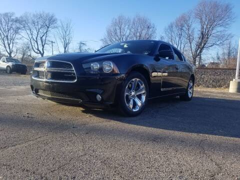 2011 Dodge Charger for sale at Sinclair Auto Inc. in Pendleton IN