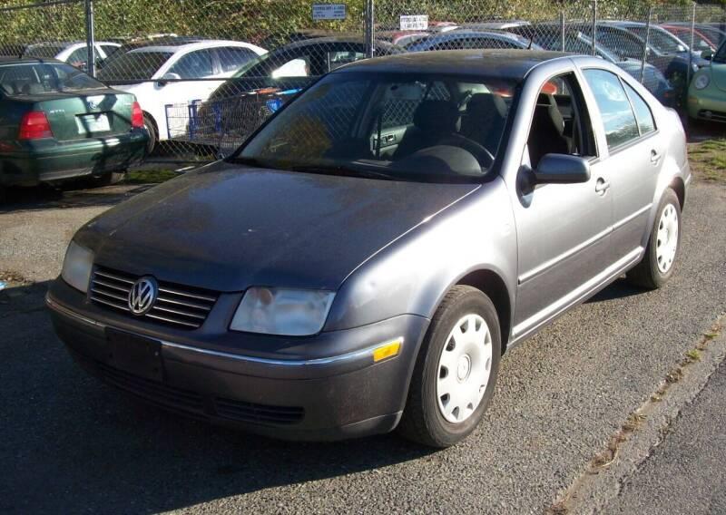 2005 Volkswagen Jetta for sale at Main Street Motors in Bellingham WA