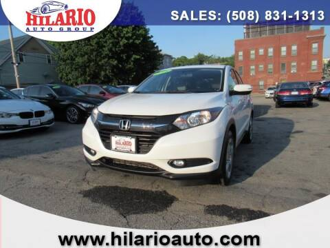 2016 Honda HR-V for sale at Hilario's Auto Sales in Worcester MA