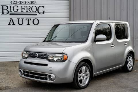 2011 Nissan cube for sale at Big Frog Auto in Cleveland TN