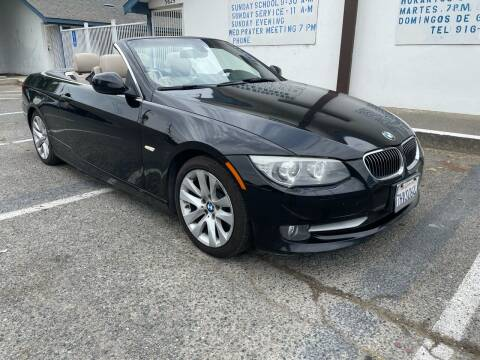 2011 BMW 3 Series for sale at All Cars & Trucks in North Highlands CA