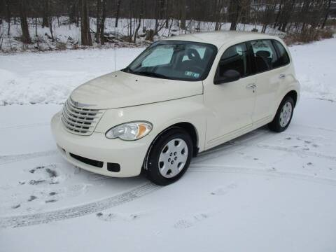 2007 Chrysler PT Cruiser for sale at W.R. Barnhart Auto Sales in Altoona PA