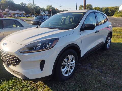 2020 Ford Escape for sale at Ray Moore Auto Sales in Graham NC