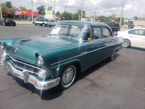 1955 Ford Super Deluxe for sale at ANYTHING ON WHEELS INC in Deland FL