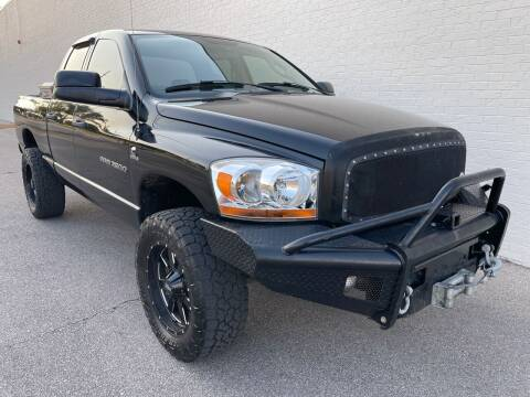 2006 Dodge Ram Pickup 2500 for sale at Best Value Auto Sales in Hutchinson KS