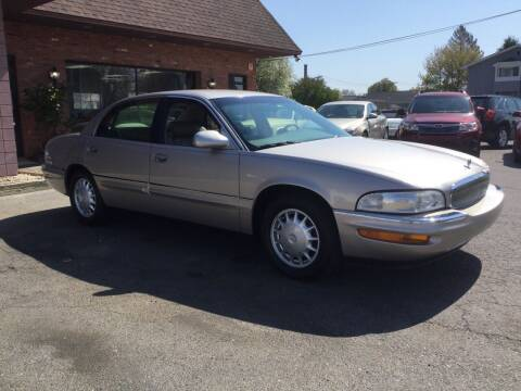 1997 Buick Park Avenue for sale at Pat's Auto Sales, Inc. in West Springfield MA