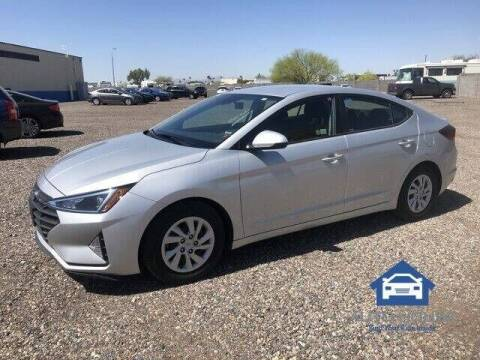 2020 Hyundai Elantra for sale at MyAutoJack.com @ Auto House in Tempe AZ