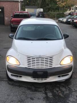 2003 Chrysler PT Cruiser for sale at Emory Street Auto Sales and Service in Attleboro MA