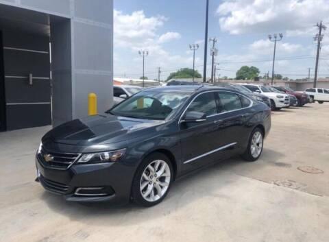 2018 Chevrolet Impala for sale at Eurospeed International in San Antonio TX