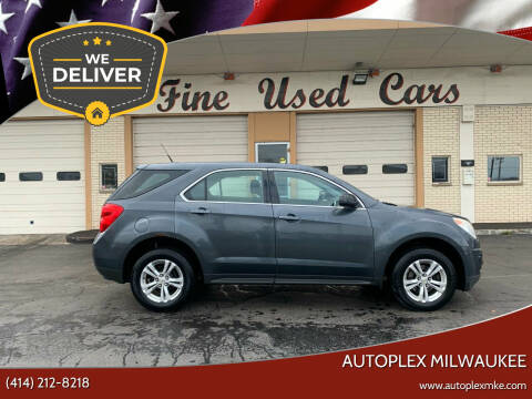 2011 Chevrolet Equinox for sale at Autoplex Milwaukee in Milwaukee WI