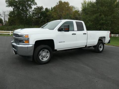 2017 Chevrolet Silverado 2500HD for sale at Woodcrest Motors in Stevens PA