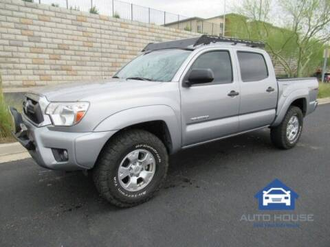 2015 Toyota Tacoma for sale at AUTO HOUSE TEMPE in Tempe AZ