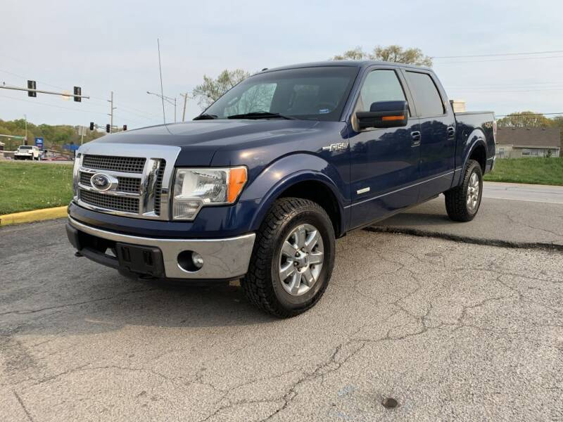 2012 Ford F-150 for sale at InstaCar LLC in Independence MO