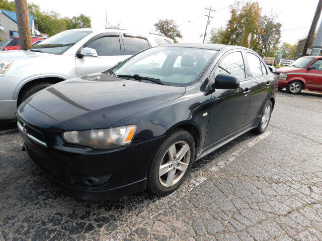 2009 Mitsubishi Lancer for sale at WOOD MOTOR COMPANY in Madison TN