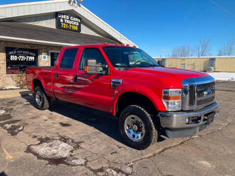 2008 Ford F-250 Super Duty for sale at Imlay City Auto Sales LLC. in Imlay City MI