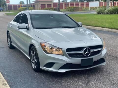 2014 Mercedes-Benz CLA for sale at Mendz Auto in Orlando FL