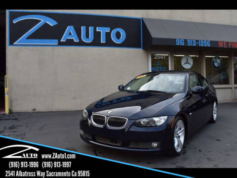 2010 BMW 3 Series for sale at Z Auto in Sacramento CA