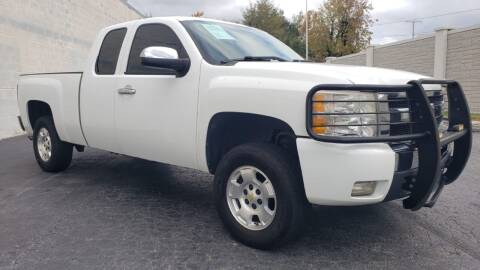 2010 Chevrolet Silverado 1500 for sale at AUTO FIESTA in Norcross GA