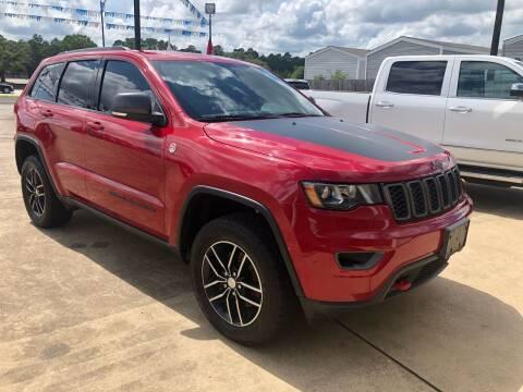 2017 Jeep Grand Cherokee for sale at Lumberton Auto World LLC in Lumberton TX