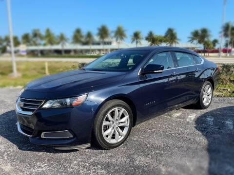 2017 Chevrolet Impala for sale at Key West Kia - Wellings Automotive & Suzuki Marine in Marathon FL