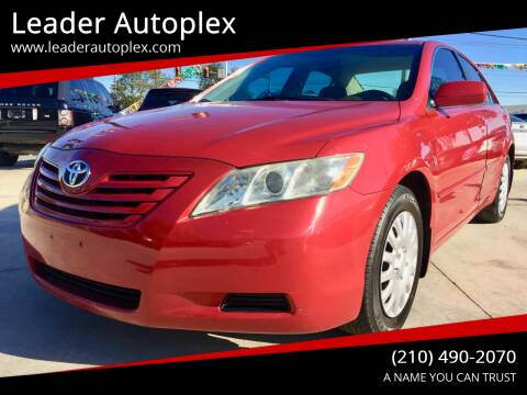2009 Toyota Camry for sale at Leader Autoplex in San Antonio TX
