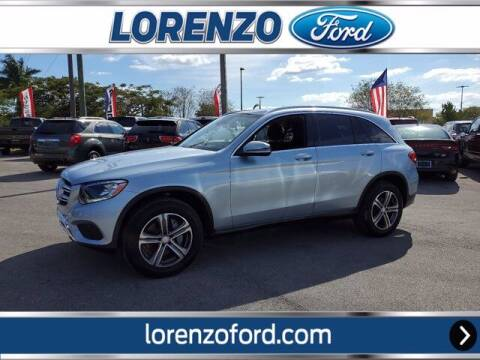 2017 Mercedes-Benz GLC for sale at Lorenzo Ford in Homestead FL