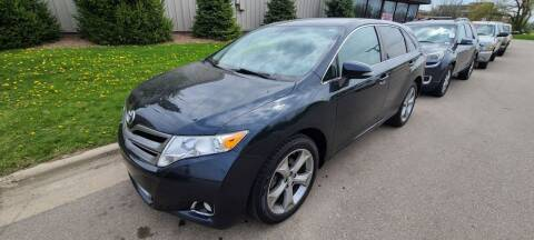 2013 Toyota Venza for sale at Steve's Auto Sales in Madison WI