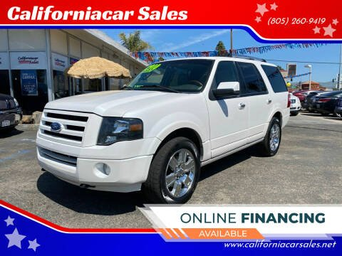 2010 Ford Expedition for sale at Californiacar Sales in Santa Maria CA