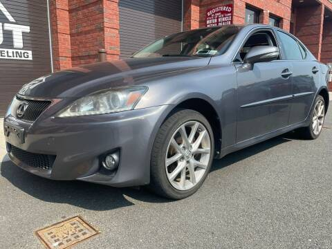 2013 Lexus IS 250 for sale at The Car Guys in Staten Island NY