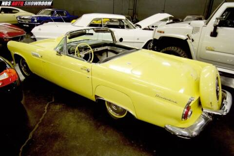 1956 Ford Thunderbird for sale at NBS Auto Showroom in Milpitas CA