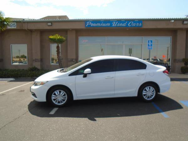 2013 Honda Civic for sale at Family Auto Sales in Victorville CA