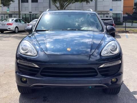 2014 Porsche Cayenne for sale at Carlando in Lakeland FL