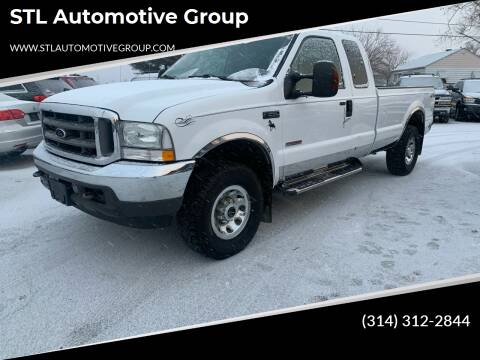 2004 Ford F-250 Super Duty for sale at STL Automotive Group in O'Fallon MO