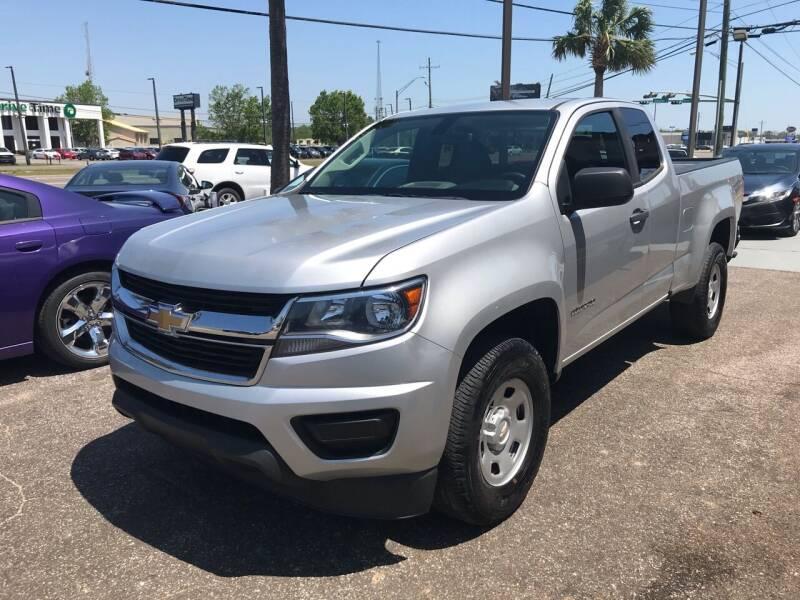 2018 Chevrolet Colorado for sale at Advance Auto Wholesale in Pensacola FL
