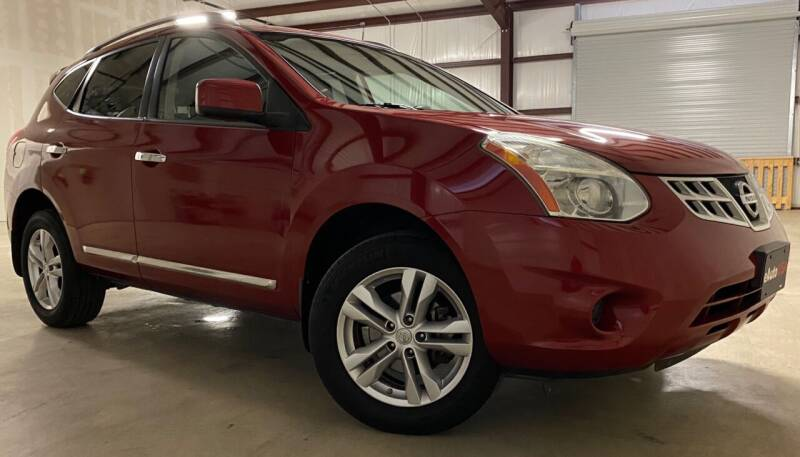 2012 Nissan Rogue for sale at eAuto USA in New Braunfels TX