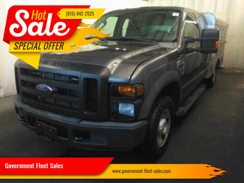 2008 Ford F-250 Super Duty for sale at Government Fleet Sales in Kansas City MO