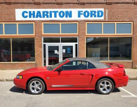 2004 Ford Mustang for sale at Chariton Ford in Chariton IA