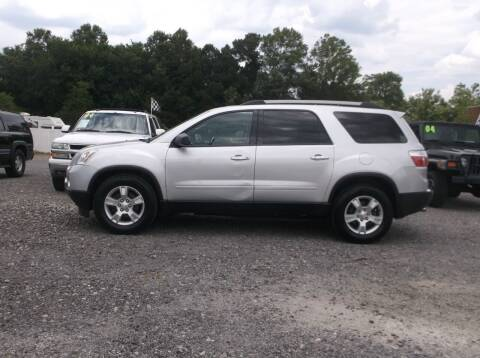 2011 GMC Acadia for sale at Car Check Auto Sales in Conway SC
