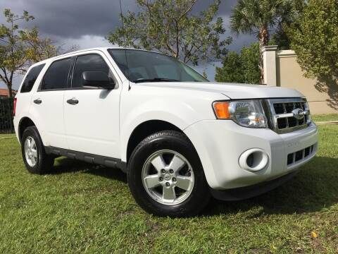 2011 Ford Escape for sale at Kaler Auto Sales in Wilton Manors FL
