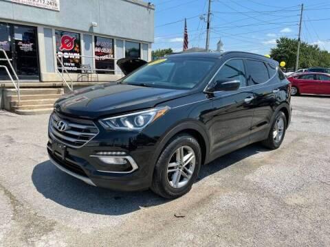 2017 Hyundai Santa Fe Sport for sale at Bagwell Motors in Lowell AR