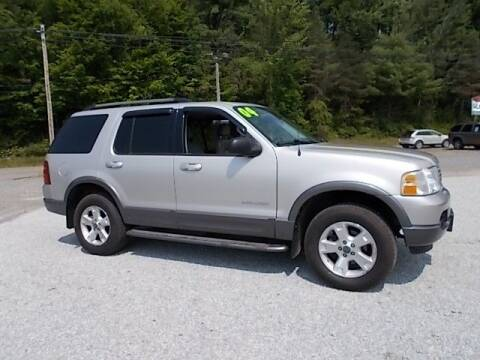 2004 Ford Explorer for sale at Titusville Motor Company in Titusville PA