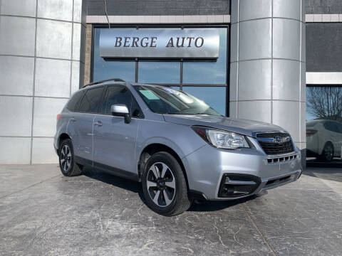 2017 Subaru Forester for sale at Berge Auto in Orem UT