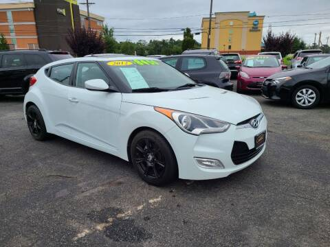 2012 Hyundai Veloster for sale at Costas Auto Gallery in Rahway NJ