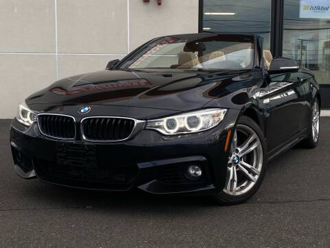 2014 BMW 4 Series for sale at MAGIC AUTO SALES in Little Ferry NJ
