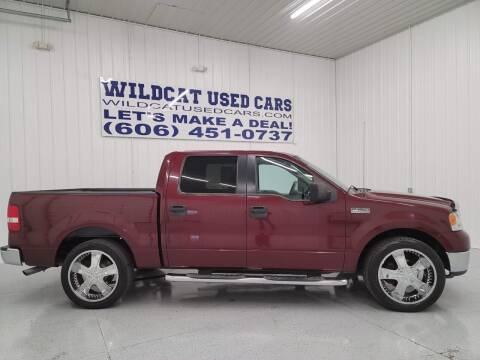 2006 Ford F-150 for sale at Wildcat Used Cars in Somerset KY