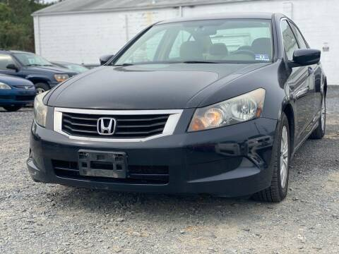 2008 Honda Accord for sale at CRS 1 LLC in Lakewood NJ