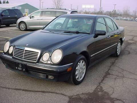 1999 Mercedes-Benz E-Class for sale at VOA Auto Sales in Pontiac MI