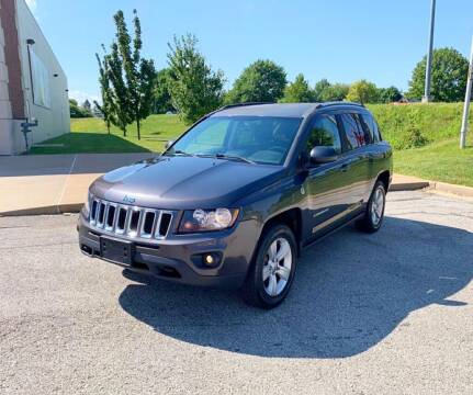 2014 Jeep Compass for sale at Cartopia Auto Sales in Saint Louis MO